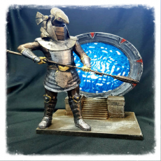 Stargate and Jaffar model