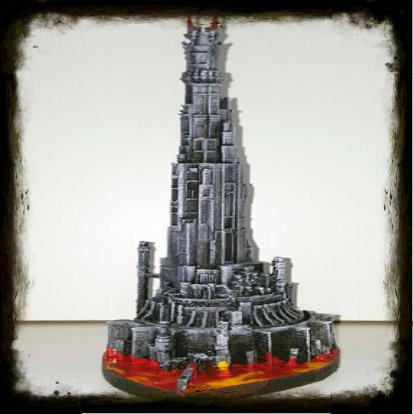 Figura Torre de Sauron