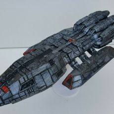 maqueta nave pegasus