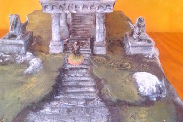 Diorama Amon Hen