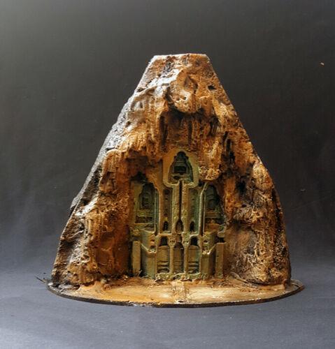 Hobbit ciudad de Erebor