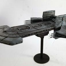 nave Asgard Clase Beliskner STARGATE