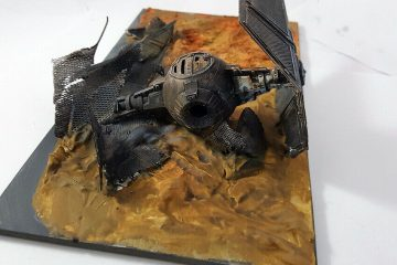 un X-Wing