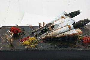 Diorama nave